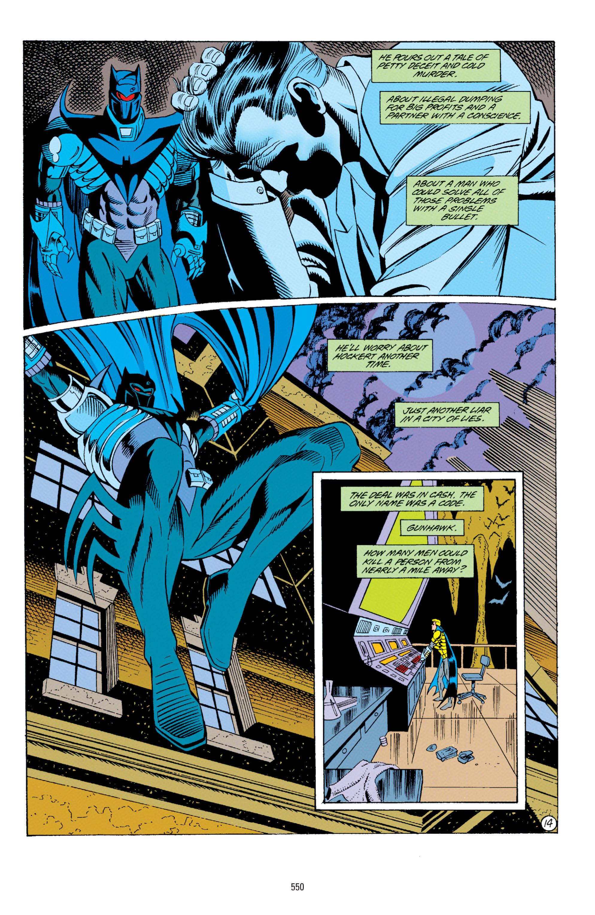 Detective Comics (1937) 674 Page 14