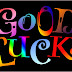 Top 10 Good Luck greetings images pictures for Whatsapp and Facebook bestwishespics.