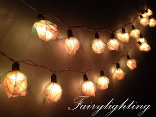 Fairy Lights for Bedroom Designs
