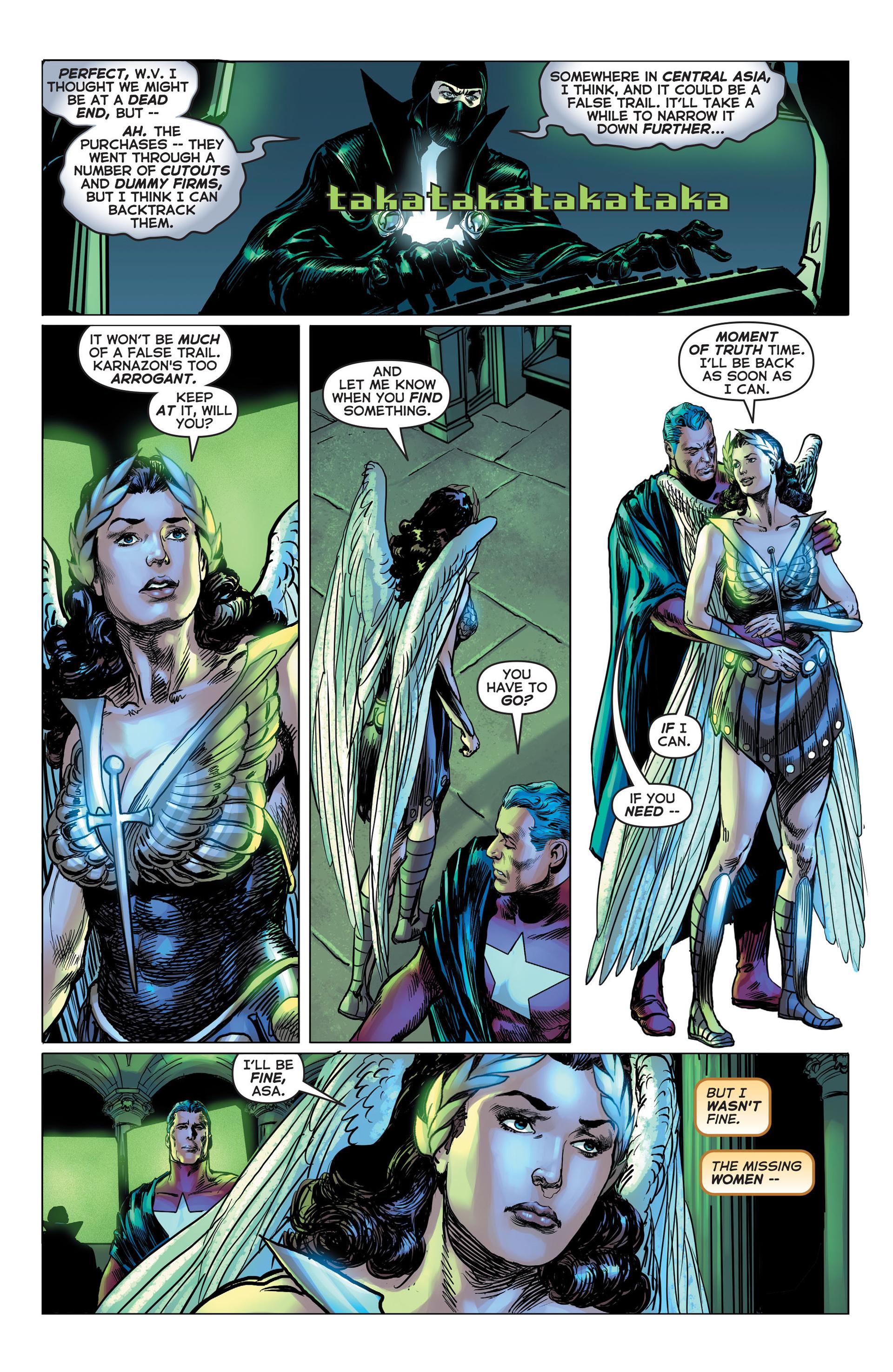 Read online Astro City comic -  Issue #10 - 4