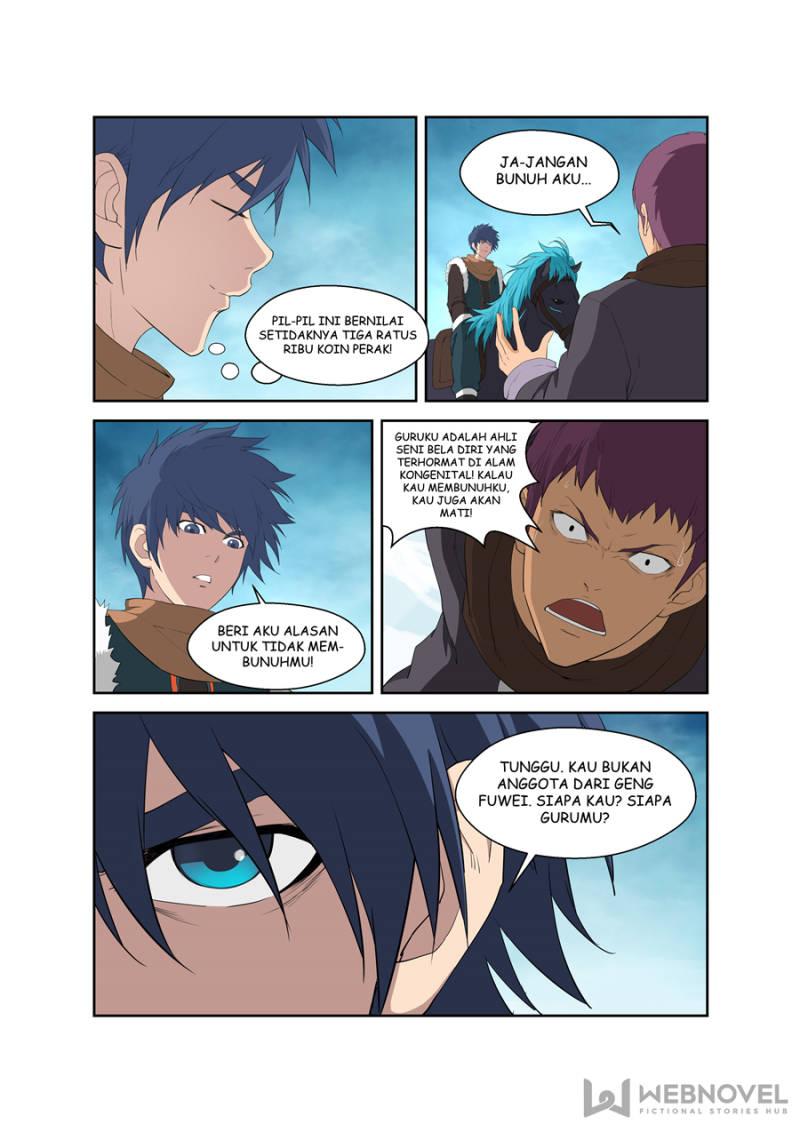 Heaven Defying Sword Bahasa Indonesia Chapter 68