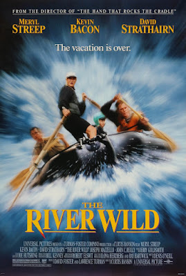 The River Wild Poster