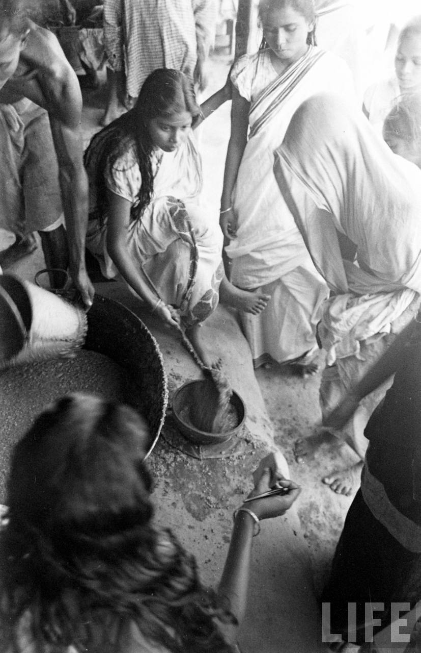 Bengal Famine Of 1943 Part 3 Old Indian Photos