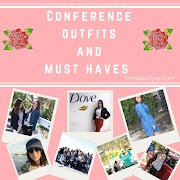 Conference Outfits and Must Haves