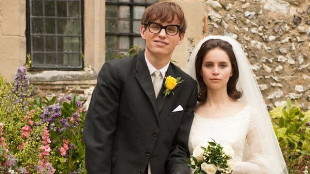 The Theory of Everything UK box office
