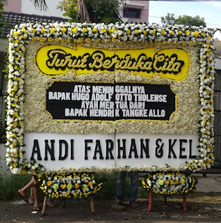 Toko Bunga Kebon Kosong Jakarta Pusat