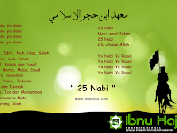 25 Nabi - Indonesian Kids Song
