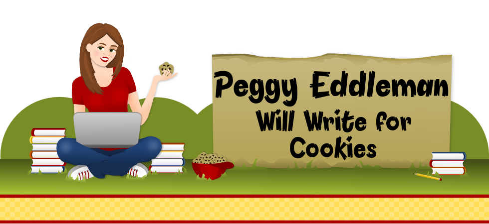 Peggy Eddleman: Will Write For Cookies