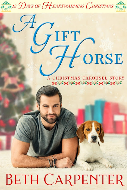 Heidi Reads... A Gift Horse: A Christmas Carousel Story by Beth Carpenter