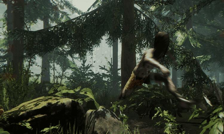 تحميل لعبة الرعب the forest برابط مباشر وحجم صغير