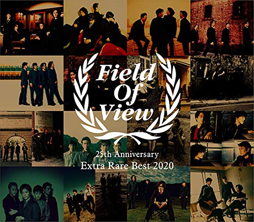 FIELD OF VIEW 25th Anniversary Extra Rare Best 2020 [2020.05.13+MP3+RAR]