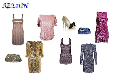 Stand out in sequin