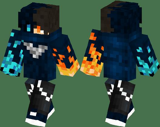 27 Minecraft Skin Keren Gambar Keren Hd