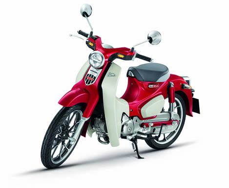Harga Honda Super Cub C125 dan Spesifikasi lengkap