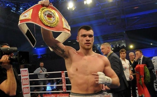 Albanian boxer Jurgen Uldedaj may be World Champion in WBO in match to be held in Tirana