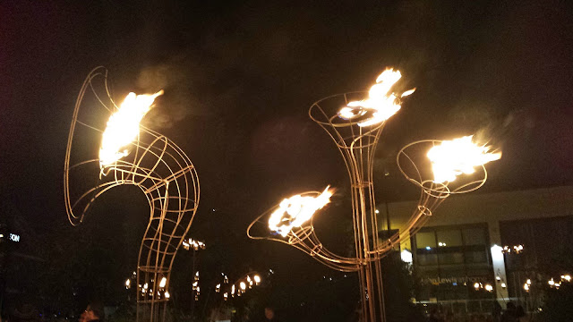 NEWBURY FIRE FESTIVAL