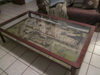 Tides Of War Paint Bench 15mm Battle Of The Alamo