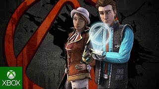 Tales from the Borderlands is a five part episodic game series from the creators of The Wolf Among