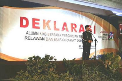 Ustadz Yusuf Mansyur Ajak Relawan Jokowi Doakan Prabowo Bisa Berkoalisi dan Tidak Lakukan Ini