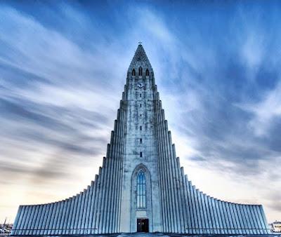 Church of Hallgrímur (Reykjavik, Iceland)
