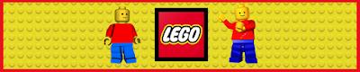 Fiesta de Lego para Descargar Gratis. Mini Kit.