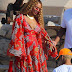 Beyonce Rocks Flowing Dress In Cannes Amid New Pregnancy Rumors