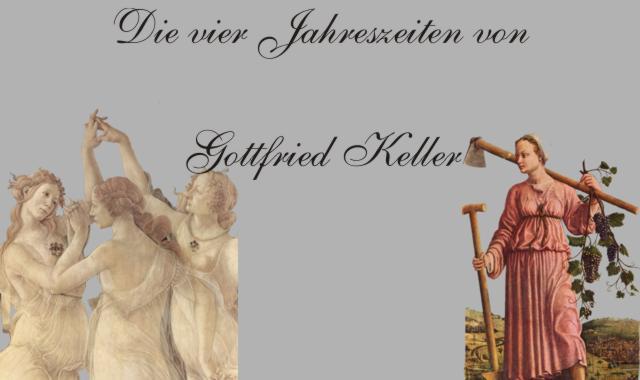 Gedichte Und Zitate Fur Alle Die 4 Jahreszeiten Von Gottfried
