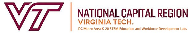 Virginia Tech DC Metro Area STE(A)M Education and Workforce Development Labs