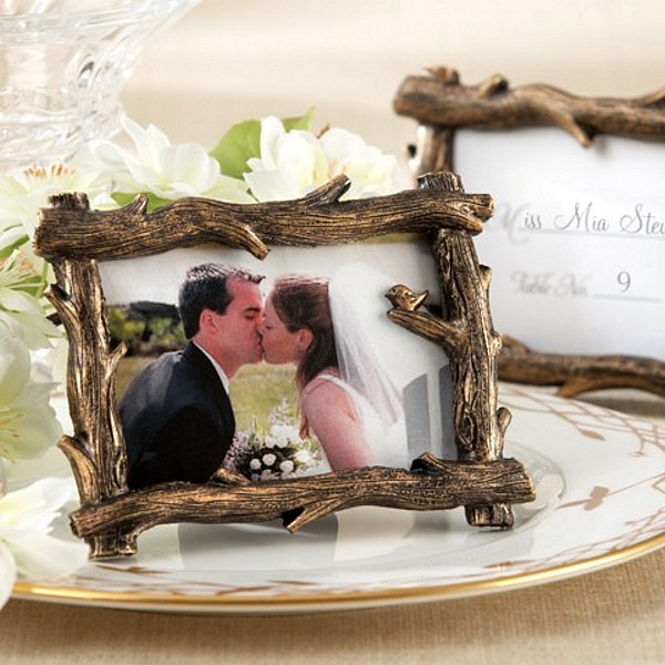 Tree Branch Picture Frame Placecard Holder
