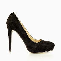 Pantofi dama Luna negri ( )