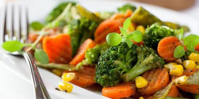 Ini Dia Sayuran Yang Cocok Dijadikan Sebagai Menu Diet