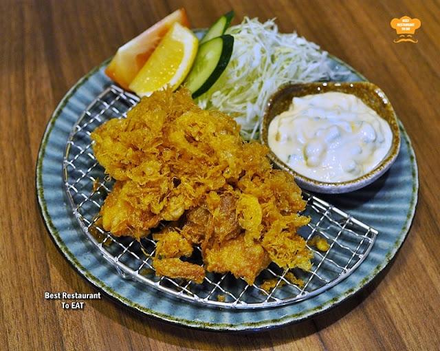 Tansen Izakaya 炭鲜居酒屋 Menu - Chicken Namban Don