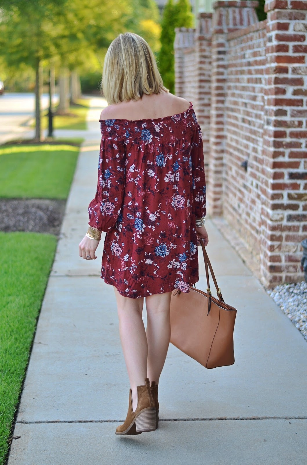 Transition To Fall Outfit