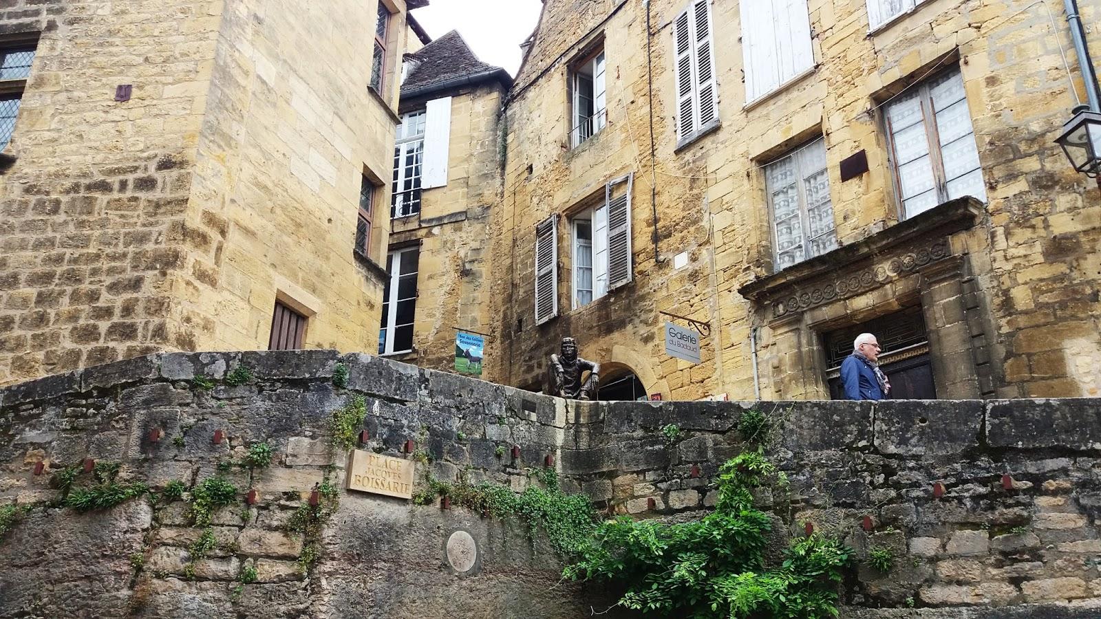 Place Jacques Boissarie Sarlat