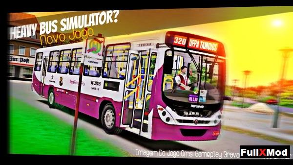 Heavy Bus Simulator Apk