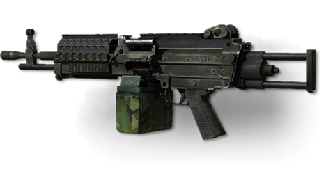 Call Of Duty Black Ops 2 Weapon Guides Mk 48 Light Machine Gun Guide