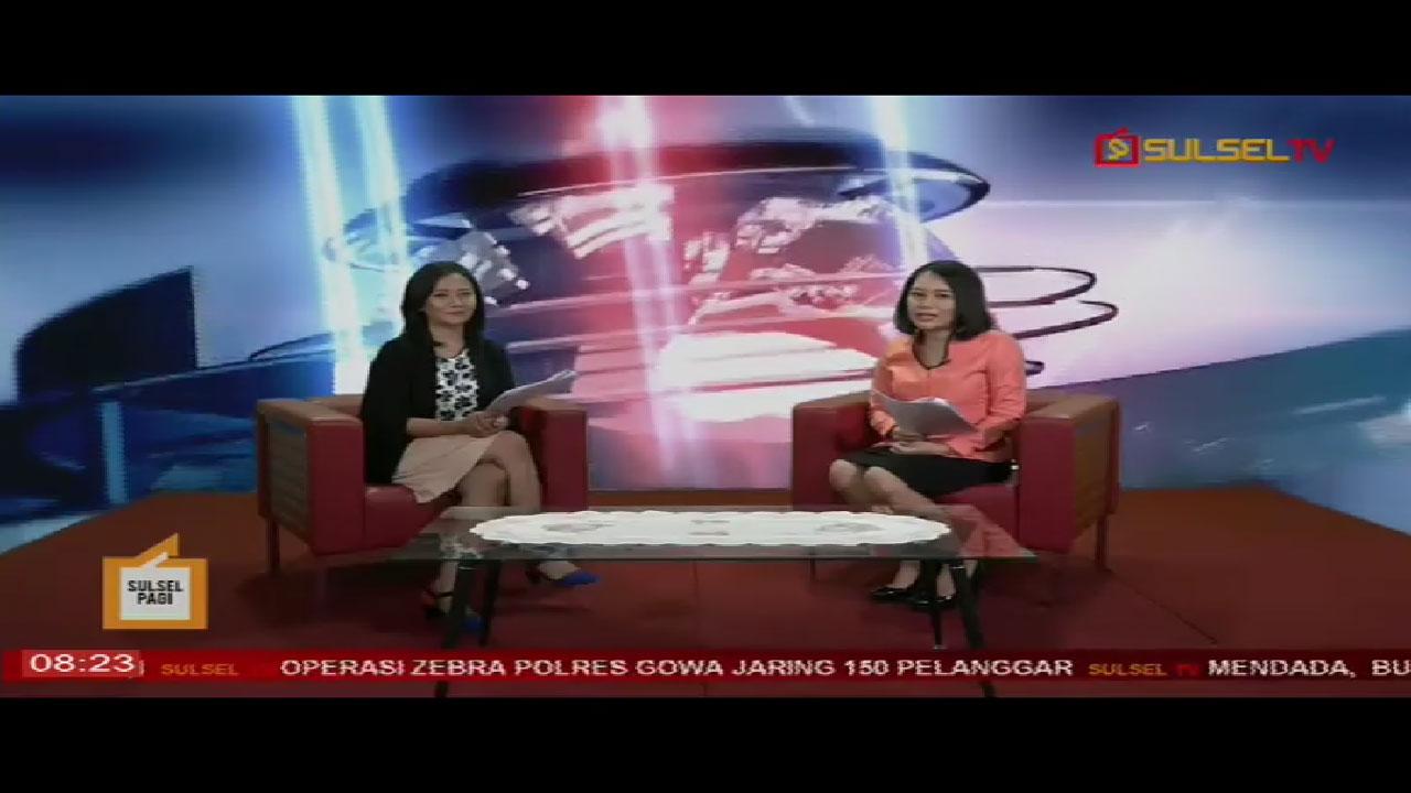 Frekuensi siaran Sulsel TV di satelit SES 9 Terbaru