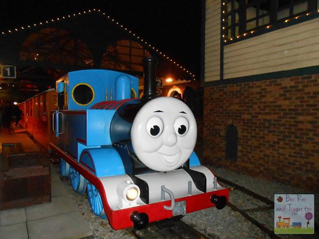 Drayton Manor Firework Spectacular - Thomas