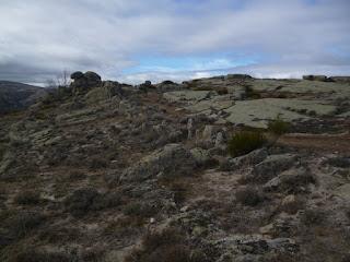 Muralla sur, Ulaca