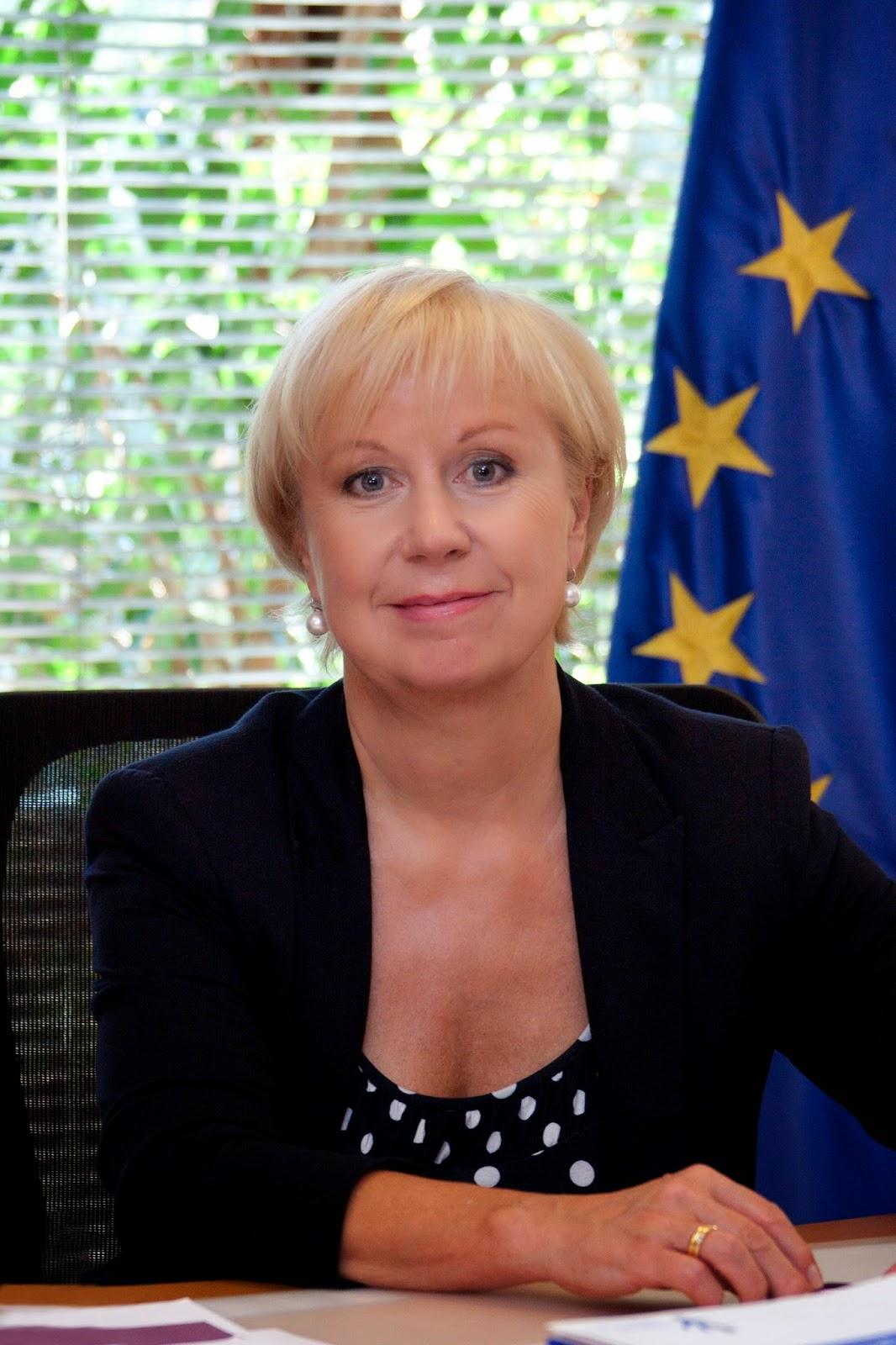 Christa Sedlatschek, Directora de la Agencia Europea para la Seguridad y la Salud en el Trabajo (EU-OSHA