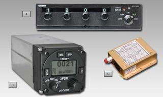 Radar Beacon Transponder