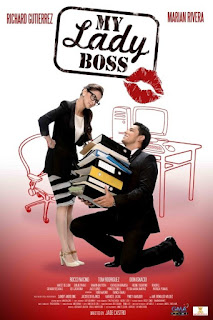 My Lady Boss is a Filipino romantic comedy film directed by Jade Castro, starring Richard Gutierrez and Marian Rivera.