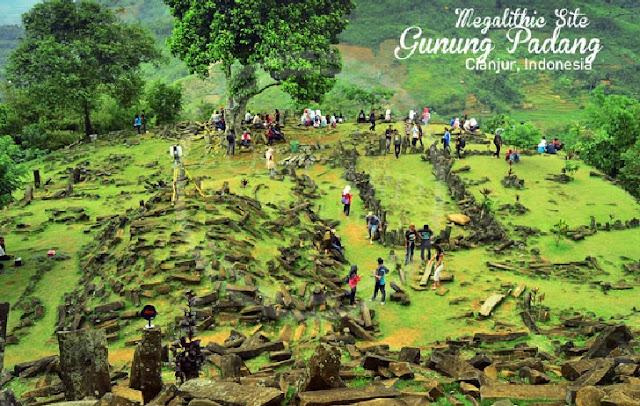 3. Gunung Padang - Cianjur