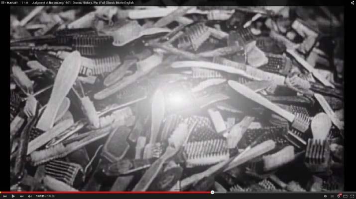 Holocaust Controversies Judgment At Nuremberg 1961 Movie
