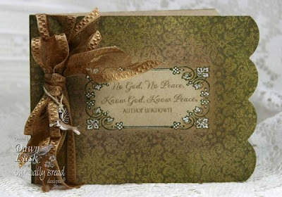 "Our Daily Bread designs ""Peace - the Full of Grace Collection"" Designer Dawn Lusk"