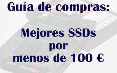 Mejores SSD por menos de 100 euros