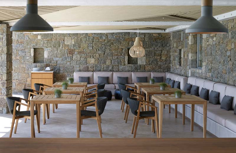 collezione dining Knit