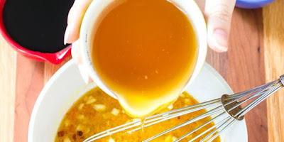 Orange sauce recipe is Super Tasty and fresh
