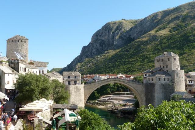 Mostar, brug