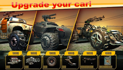 Drive Die Repeat - Zombie Game v1.0.3 Mod Apk-Screenshot-2